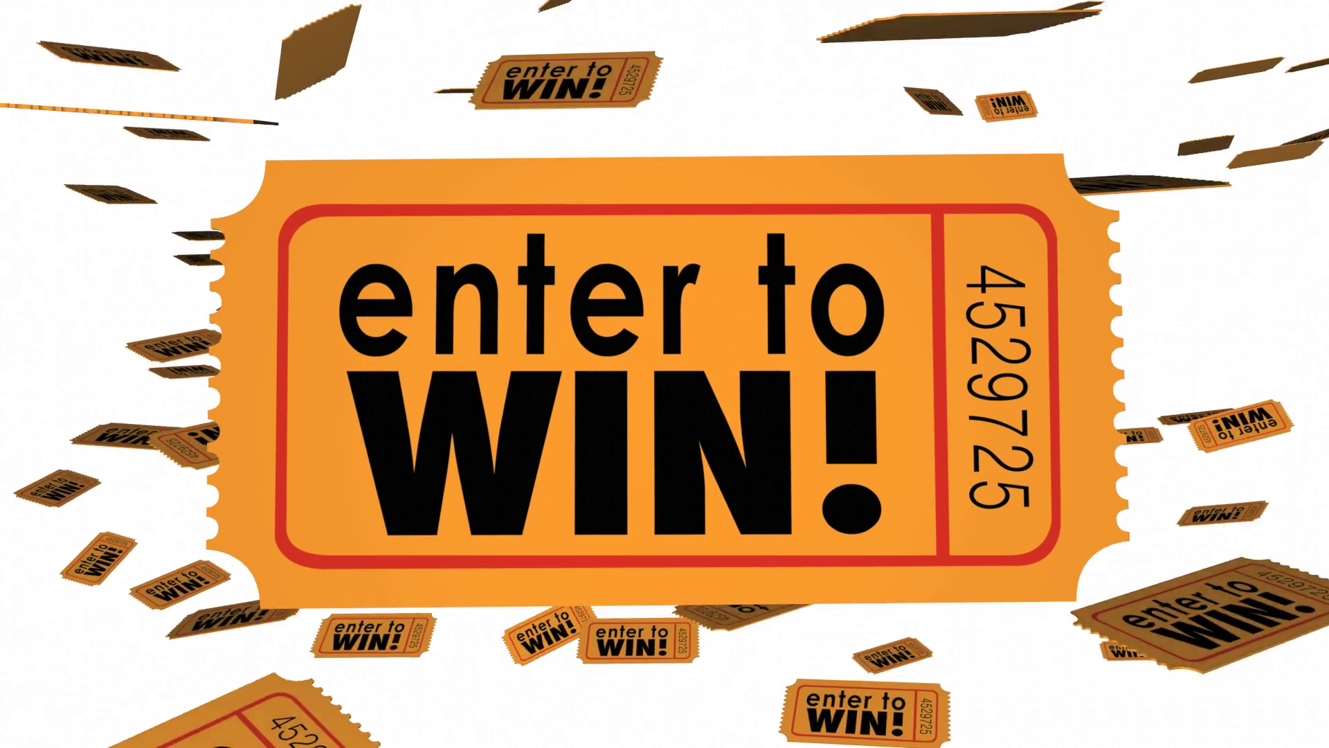Raffle clipart lottery ticket. Enter to win contest