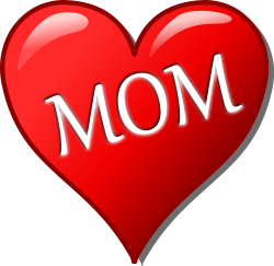 Mother s panda free. Raffle clipart mothers day
