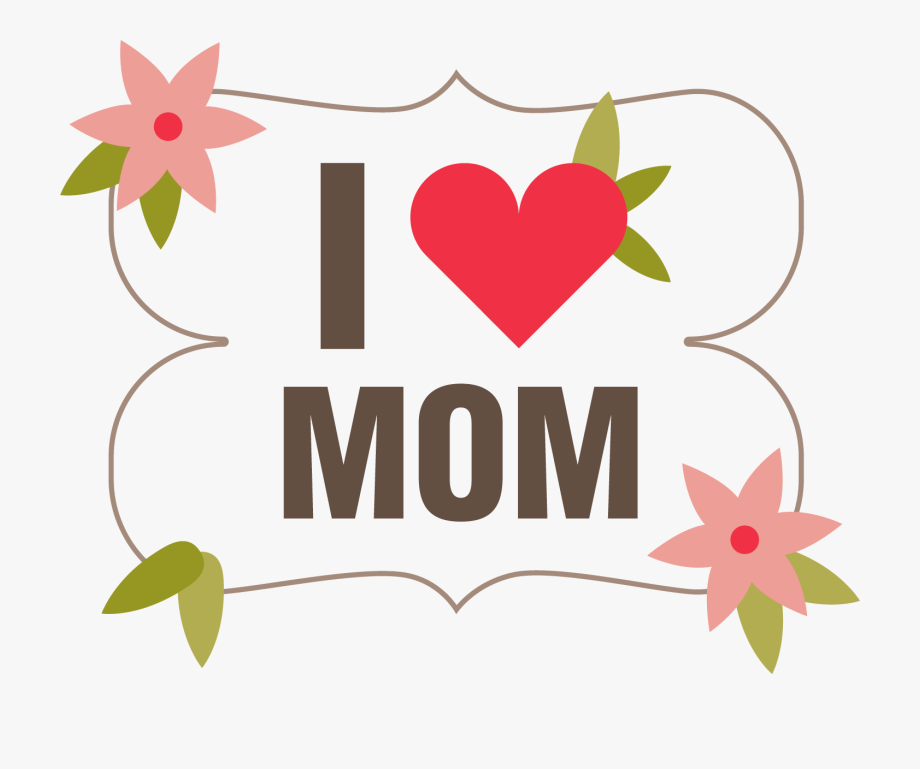 Mother s transparent background. Raffle clipart mothers day
