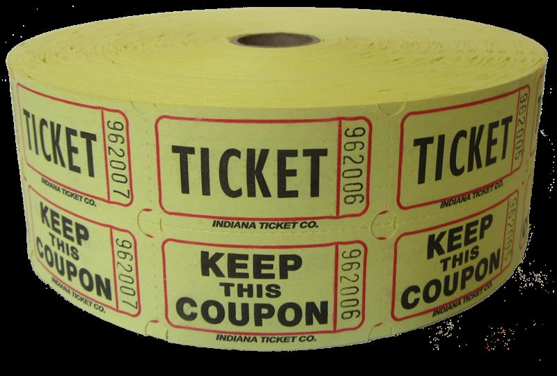 Ticket roll ticket
