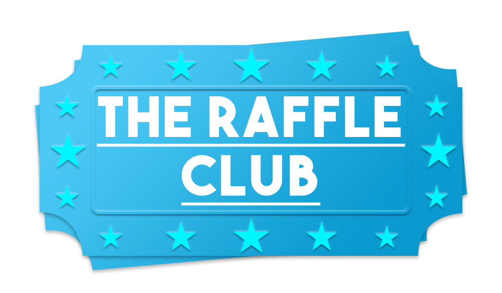 The club logo. Raffle clipart raffle prize