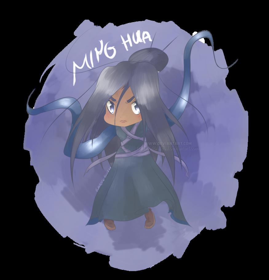 Chibi ming hua by. Raffle clipart raffle prize