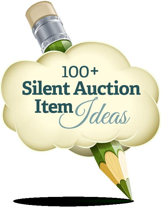 raffle clipart silent auction basket