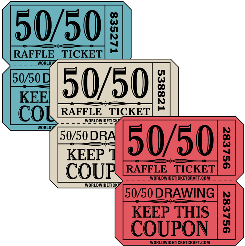 Raffle clipart sport ticket. Large tickets romeo landinez