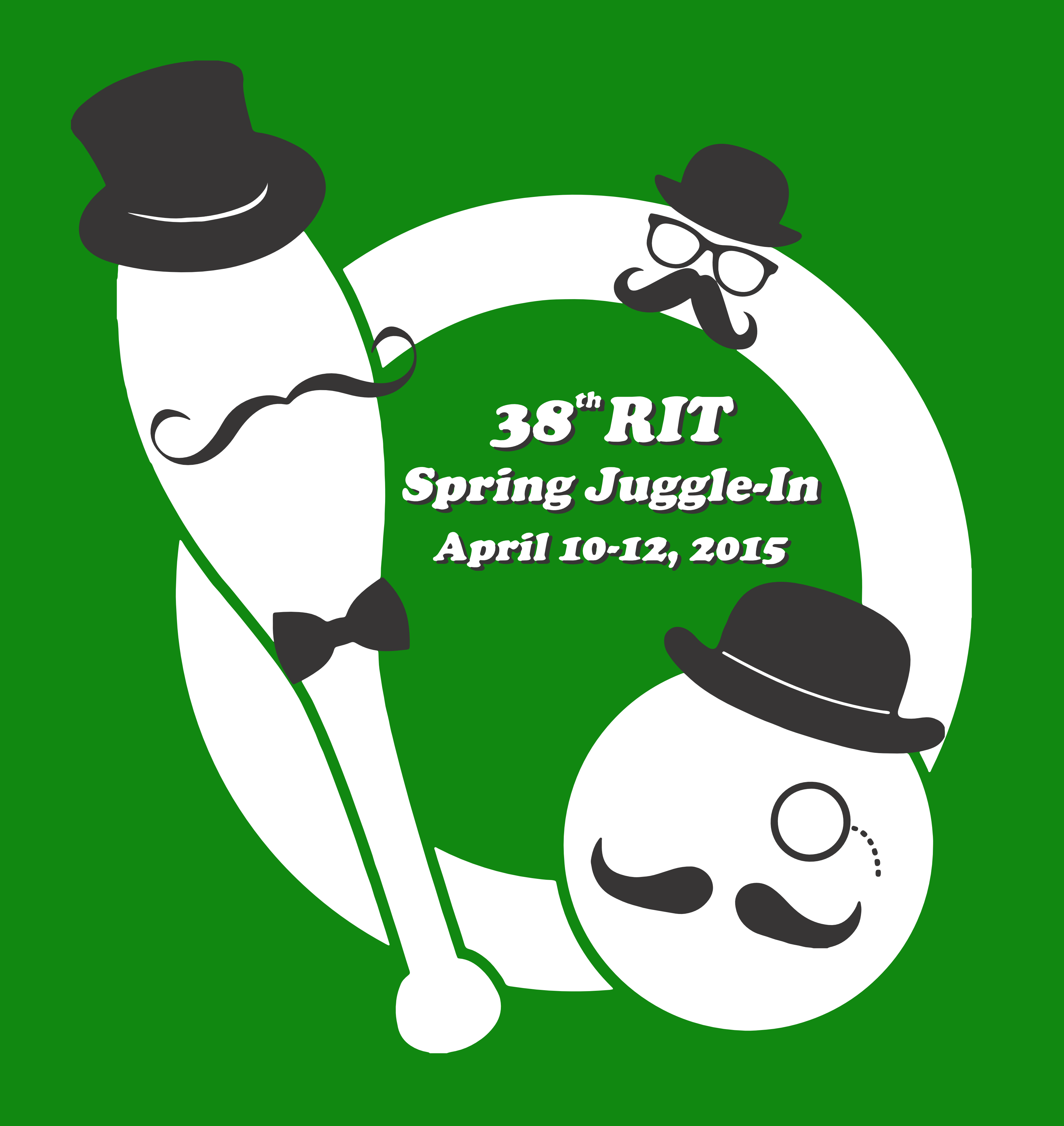 th rit juggle. Raffle clipart spring