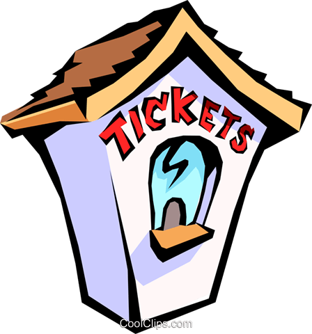 Raffle clipart ticket booth. Free download best