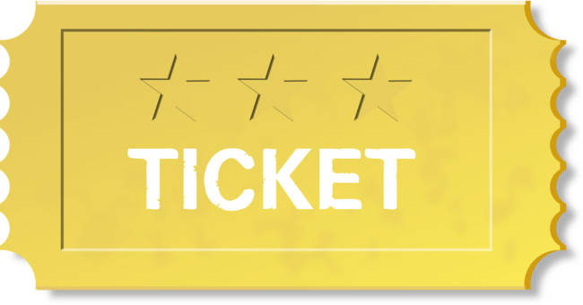 Photo background transparent png. Raffle clipart train ticket