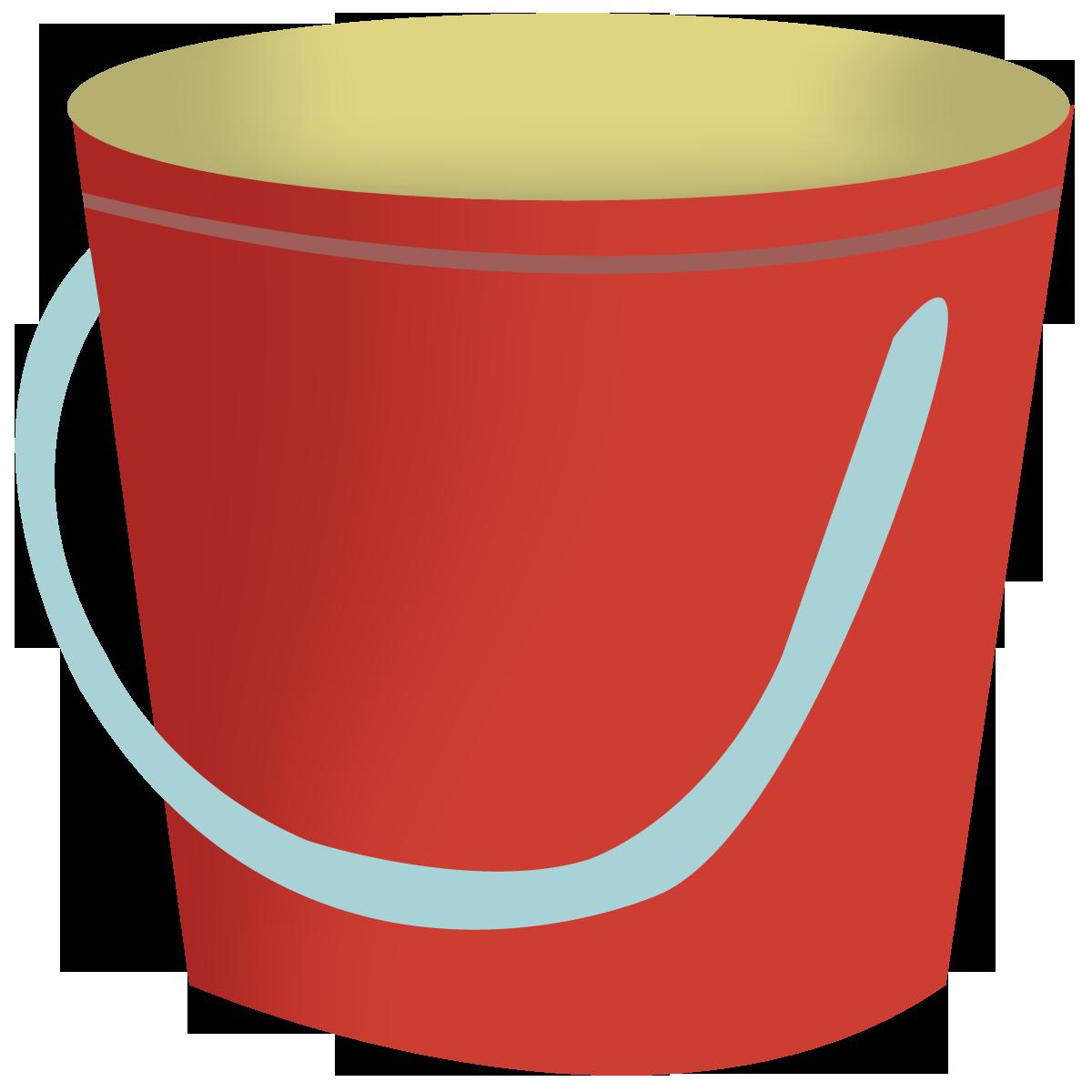 Bucket clip art jpg. Raffle clipart transparent background