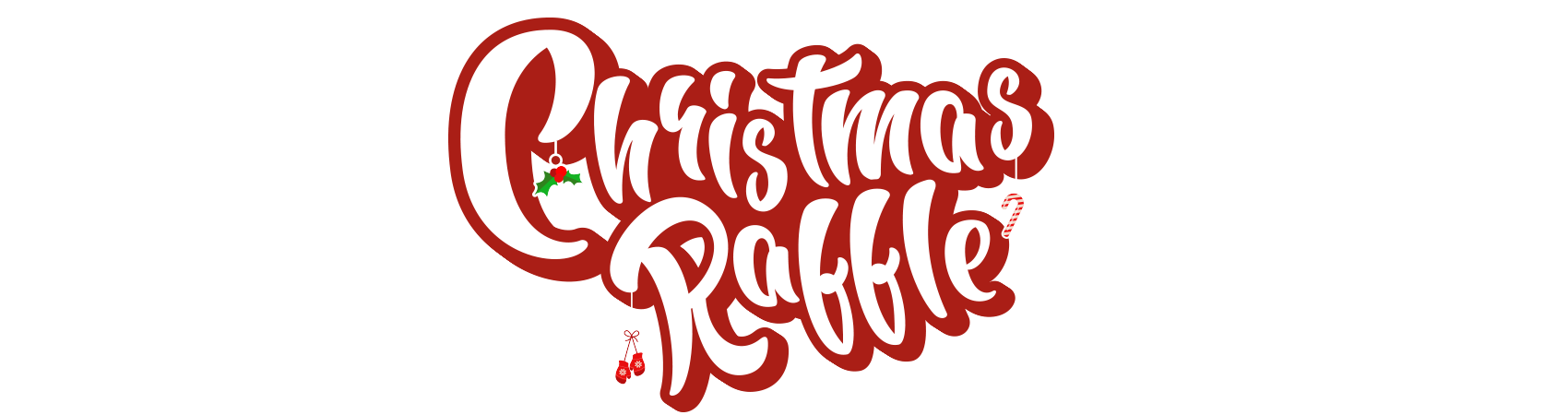 Raffle clipart we are the champion. Christmas website logo st