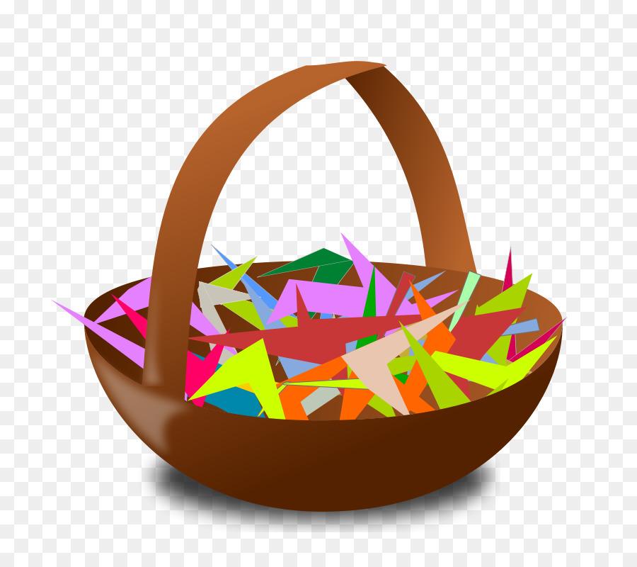 Raffle clipart weekly. Easter egg background basket