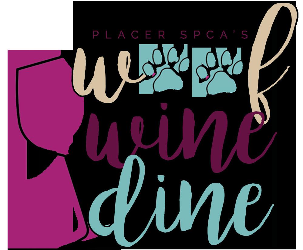 Woof dine placer spca. Raffle clipart wine basket