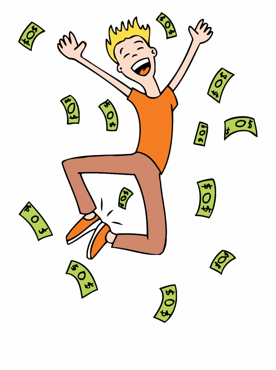 Royalty free clip art. Raffle clipart you can win