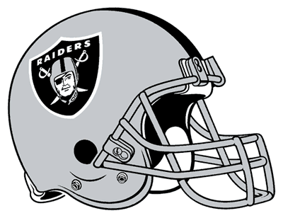 Image oakland rightface american. Raiders helmet png