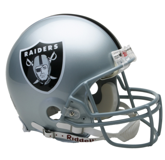 Raiders helmet png. Oakland nfl on field