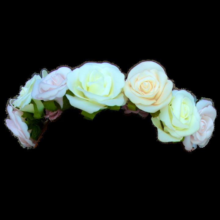 Rainbow flower crown png. Ragnarok cover tips wattpad