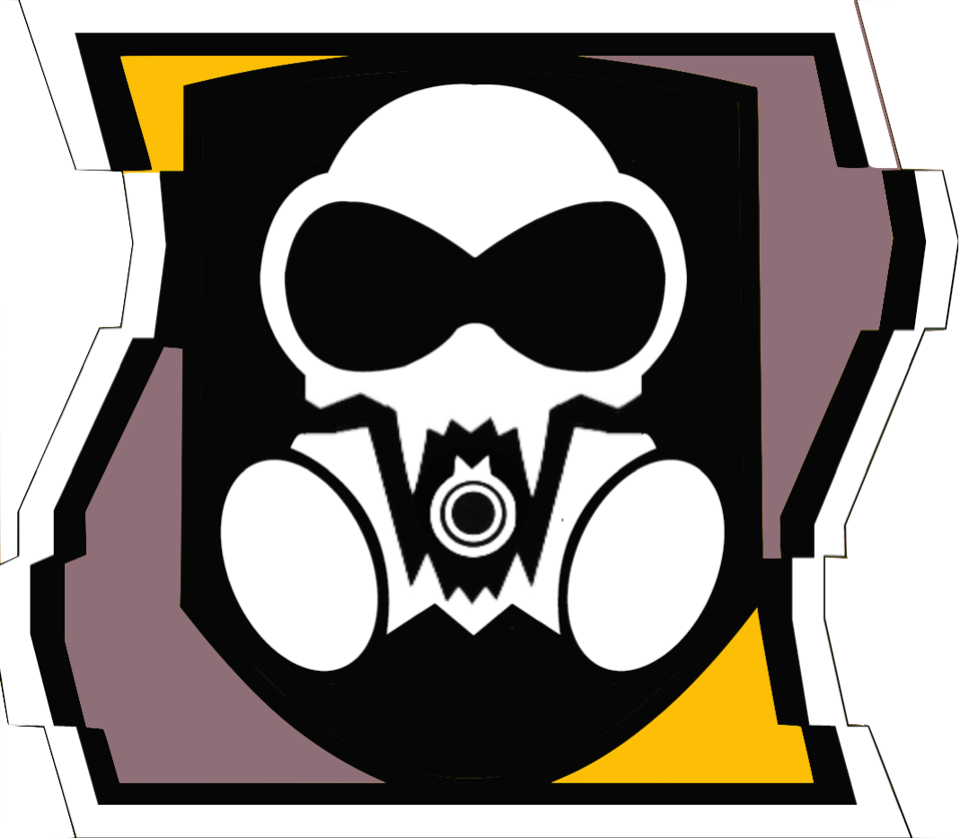 Mute x blackbeard requested. Rainbow six siege smoke png