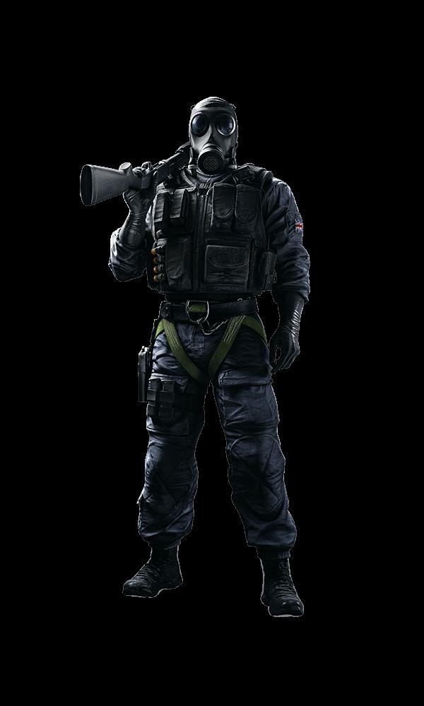 Rainbow six siege smoke png. Operators xx flowzinho sas