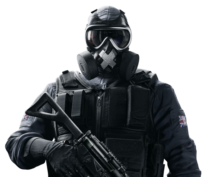 Rainbow six siege smoke png. Is changing in a