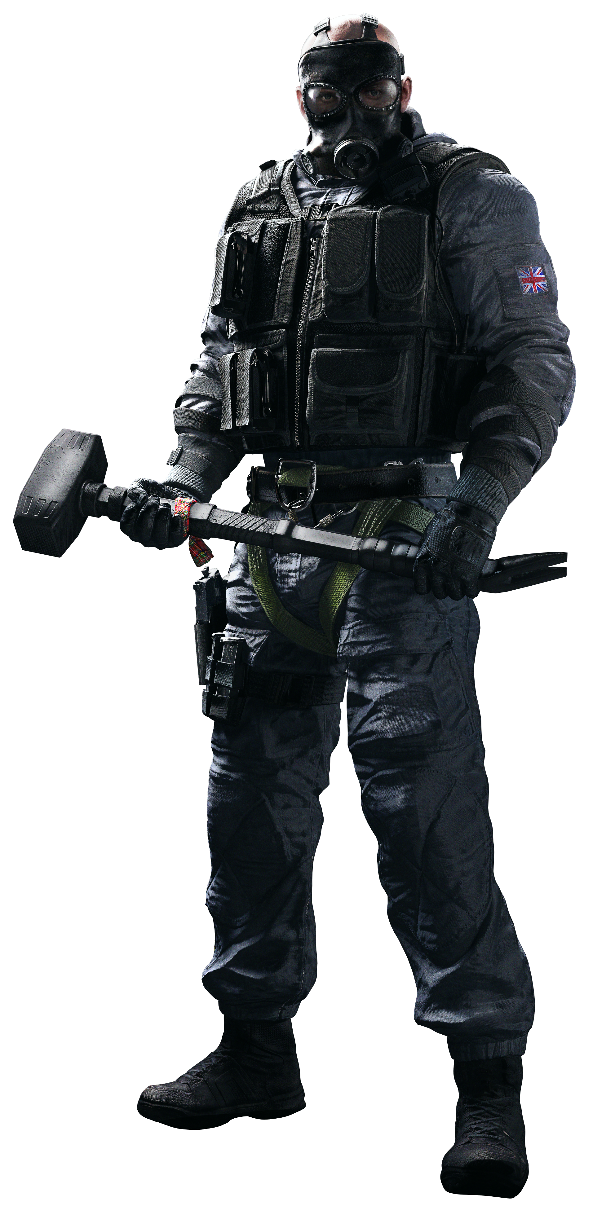 Sledge wiki fandom powered. Rainbow six siege smoke png