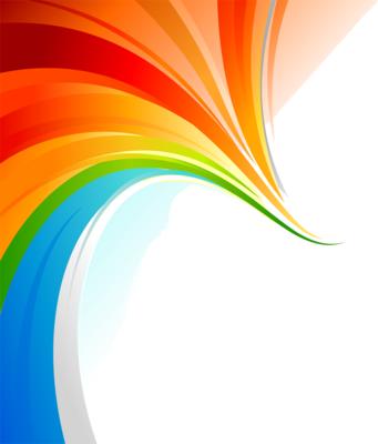 Rainbow vector png. Amazinig swirl webmaster s
