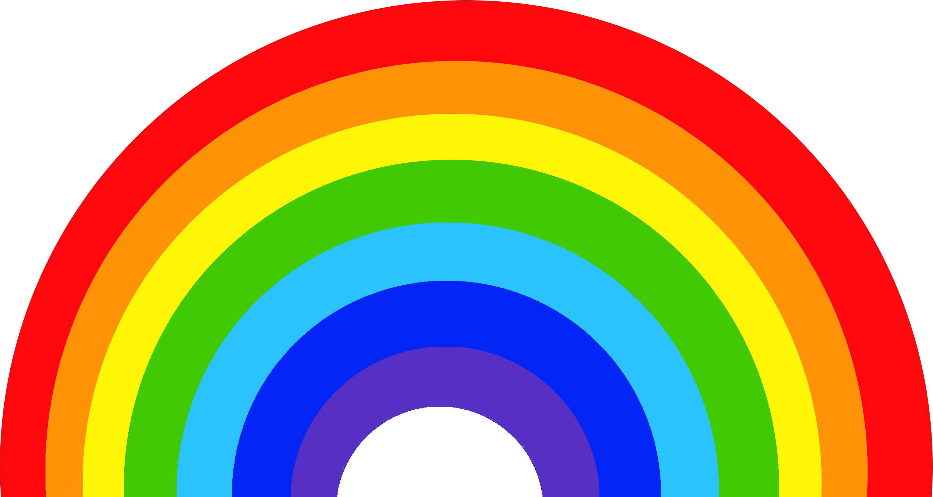 Transparent pictures free icons. Rainbow vector png