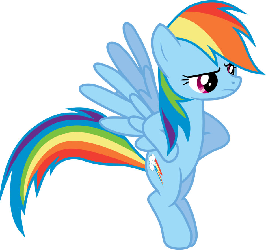 Raindrop clipart angry. Rainbow dash by sigma