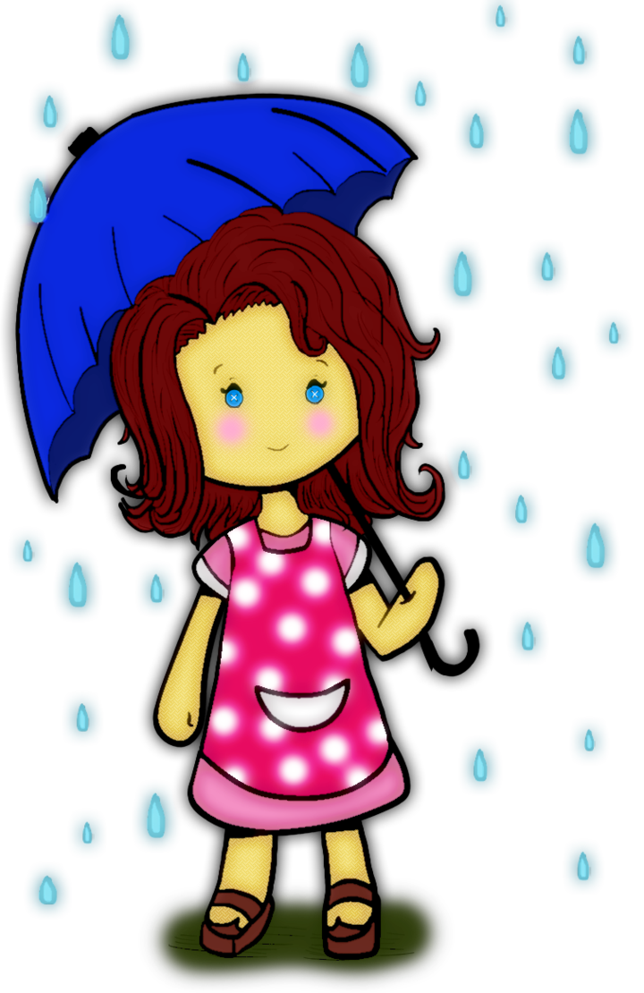 Showers by bhudicae on. Raindrop clipart april shower