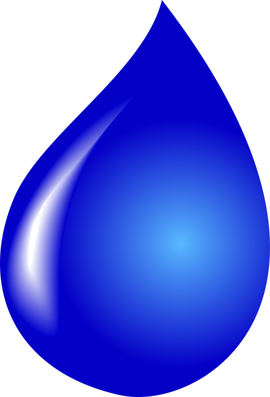 Raindrop clipart blue. Pictures of raindrops free
