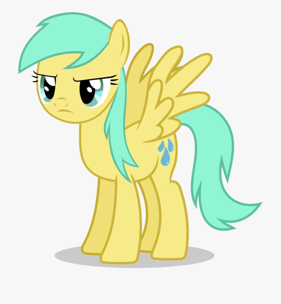 Raindrop clipart giant. Raindrops my little pony