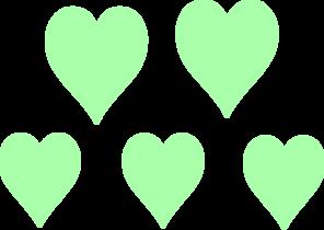 Raindrops clip art at. Raindrop clipart heart