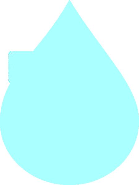 Png svg clip art. Raindrop clipart light blue