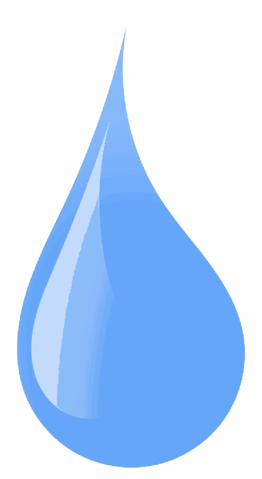 Drop water rain tear. Raindrop clipart liquid