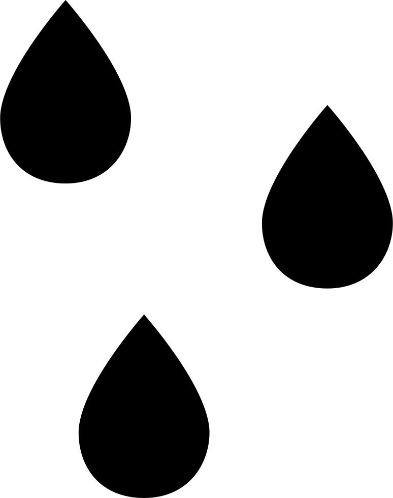 Raindrops svg png icon. Raindrop clipart lot rain