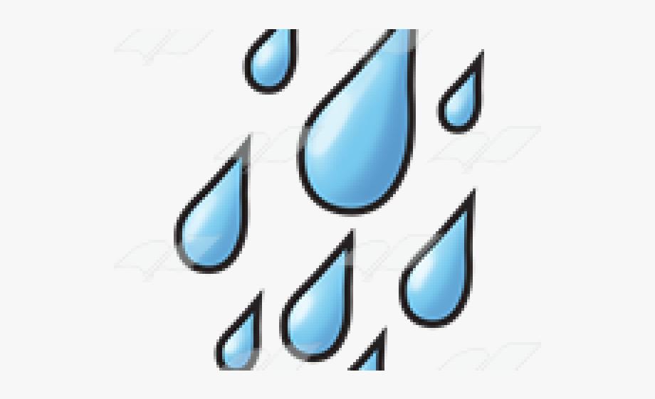 Raindrops clip art free. Raindrop clipart lot rain