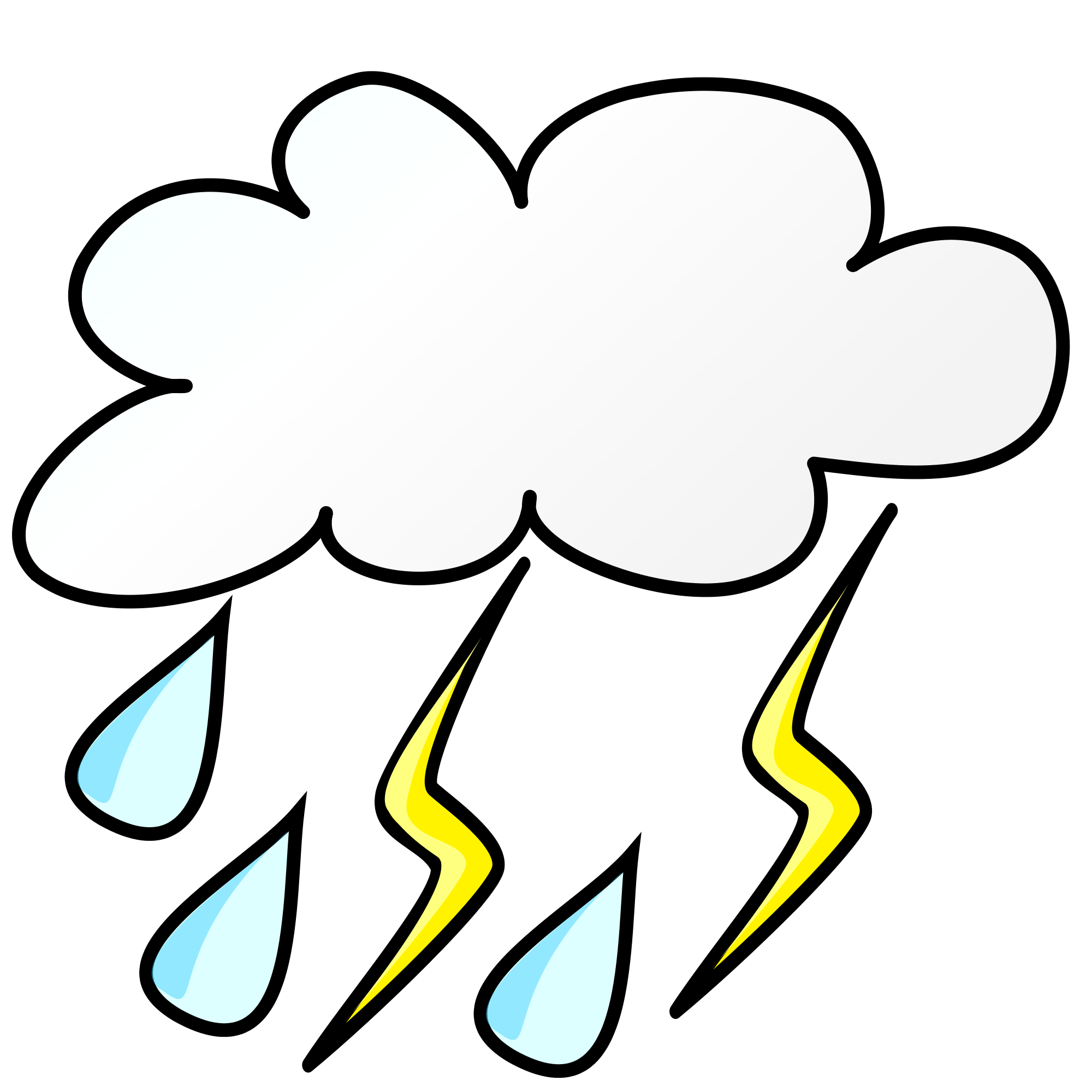 Raindrop clipart outline. Raindrops shop of library