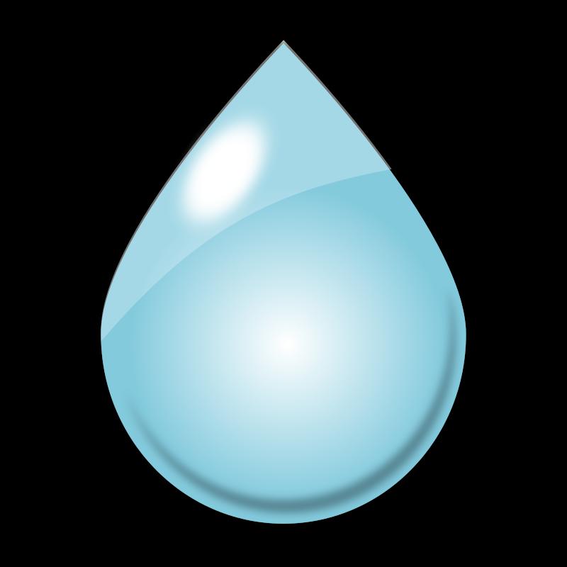 Raindrop clipart pdf. Blue light raindrops png