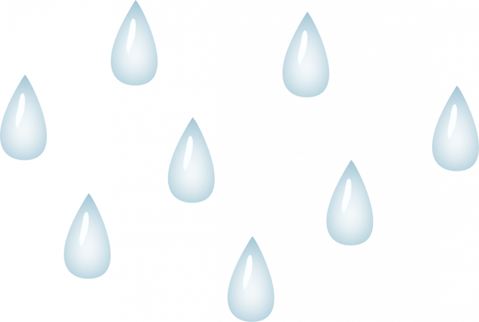 Raindrop clipart printable.  collection of template
