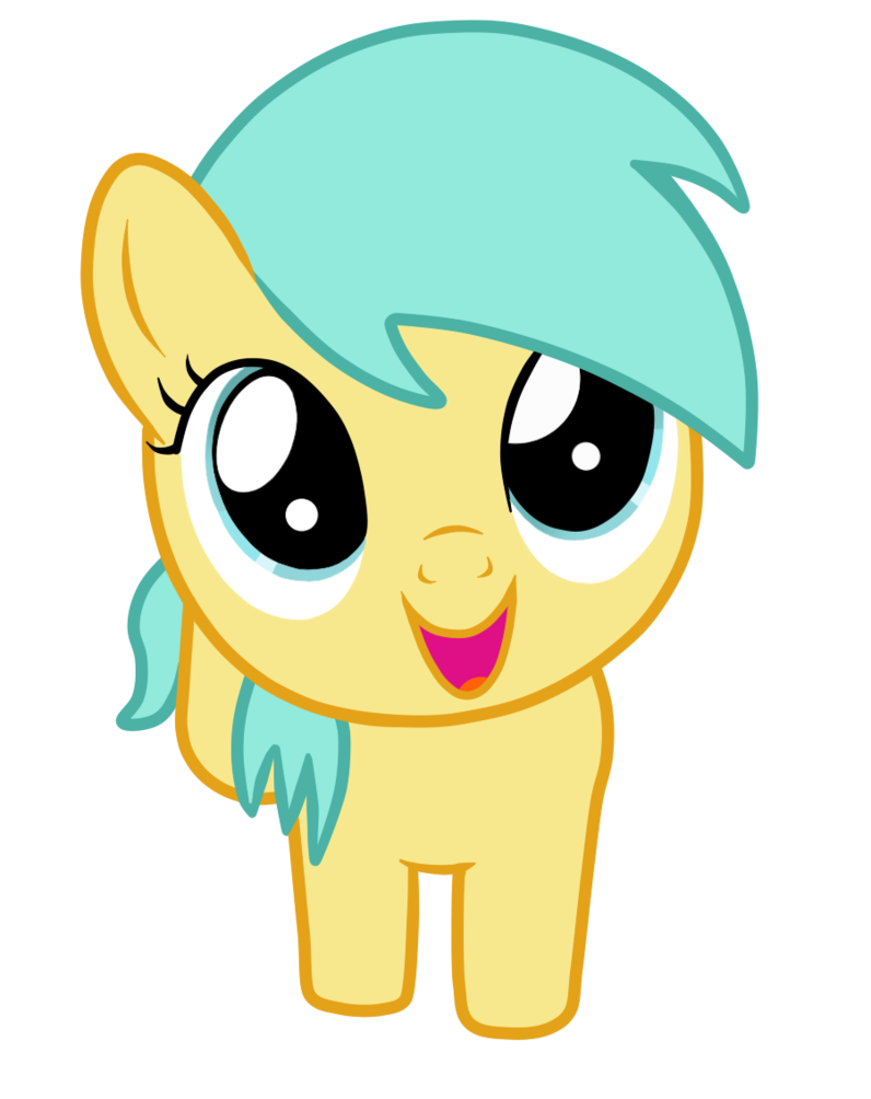 artist andreamelody filly. Raindrop clipart simple