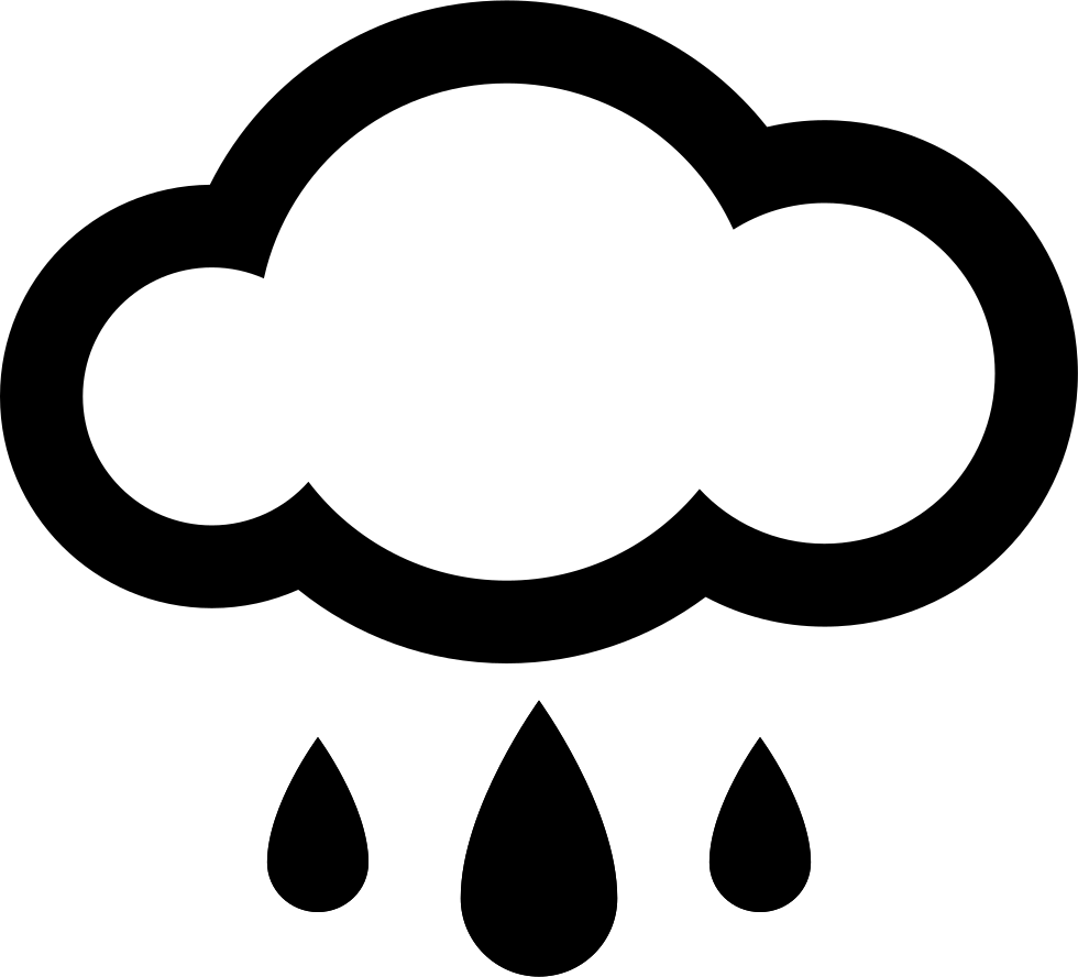 Raindrop clipart svg. Png icon free download