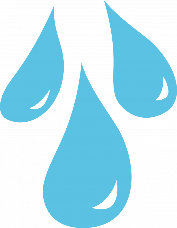 Raindrop clipart teal. Images clipartbarn template printable