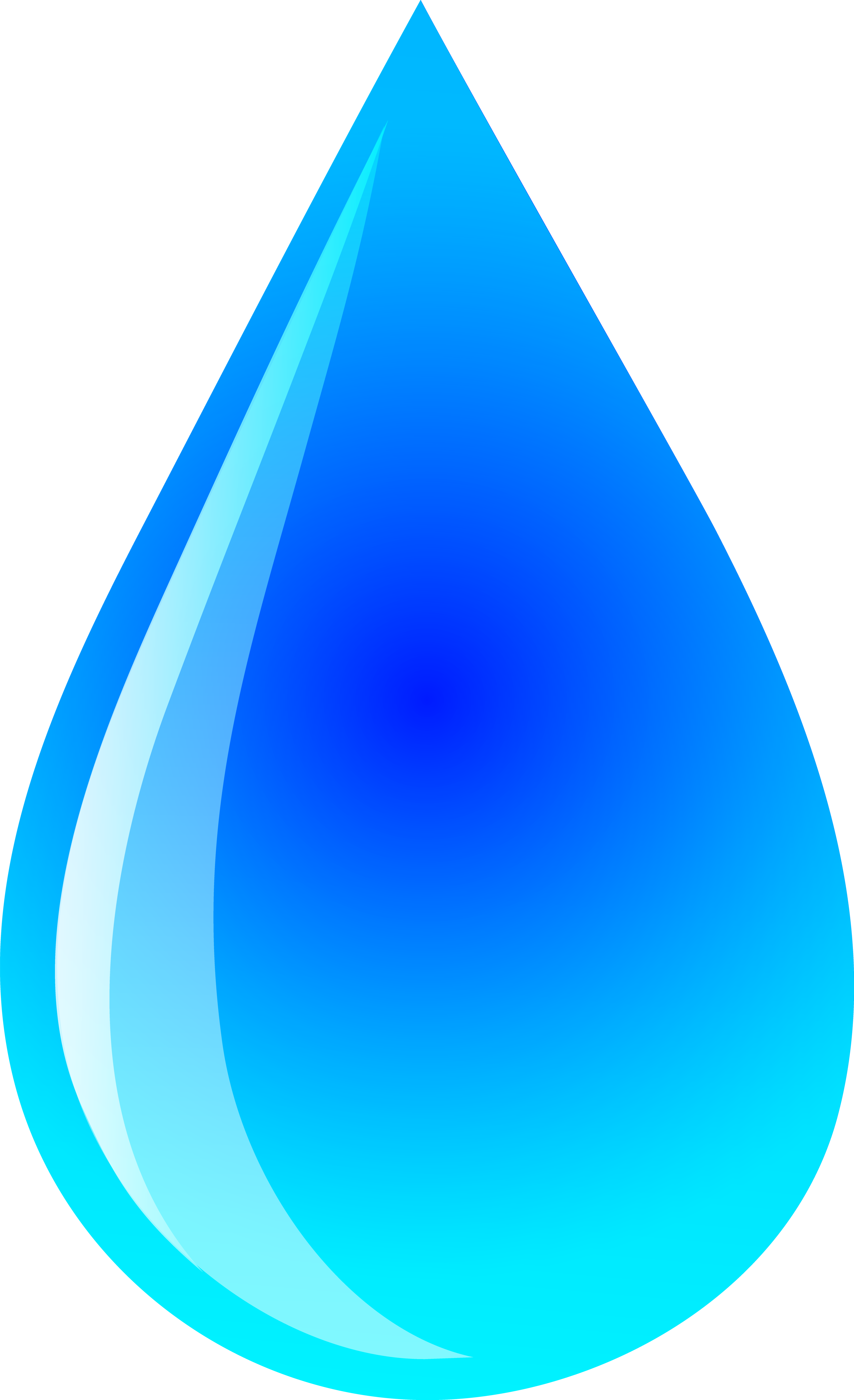 Raindrop clipart teardrop shape. Water droplets free collection