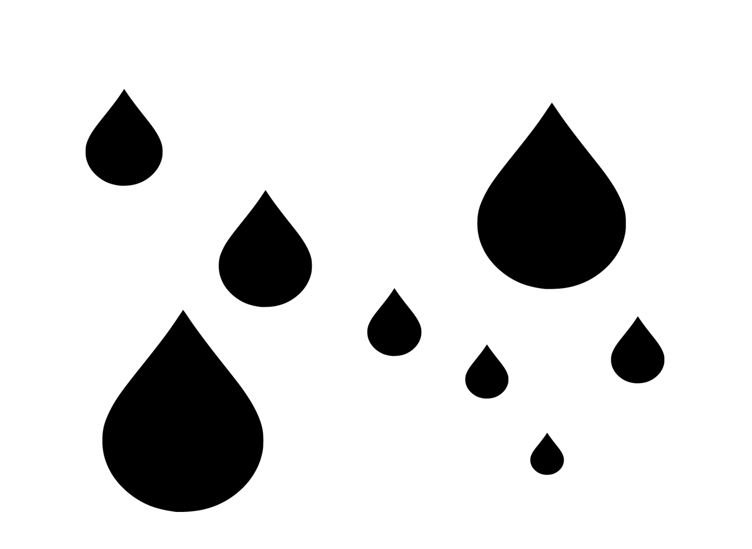 Free small cliparts download. Raindrop clipart tiny