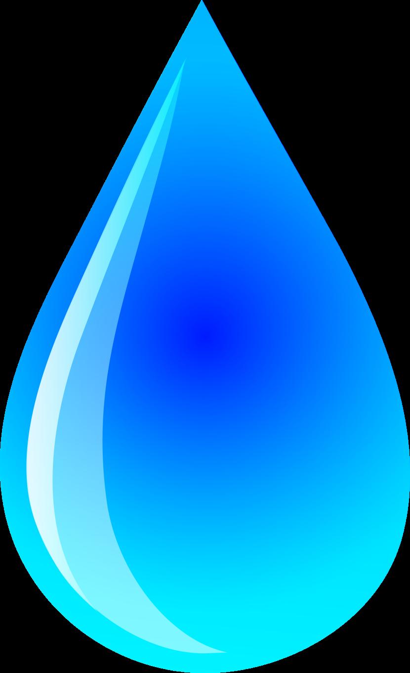Clip art cartooned droplets. Raindrop clipart water drop