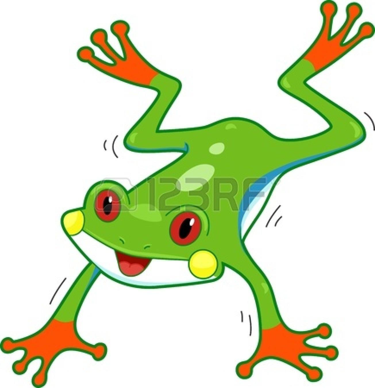 Clip art free image. Rainforest clipart frog