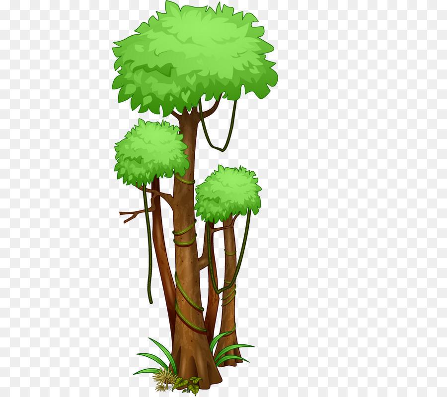 Rainforest clipart green plant. Leaf background