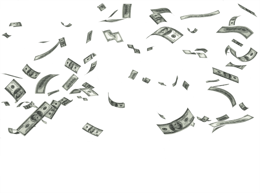 Raining money png. Falling svg royalty free
