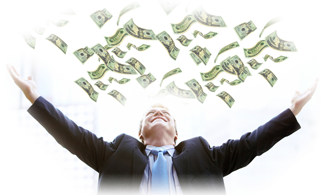Raining money png. Mortgage calculators