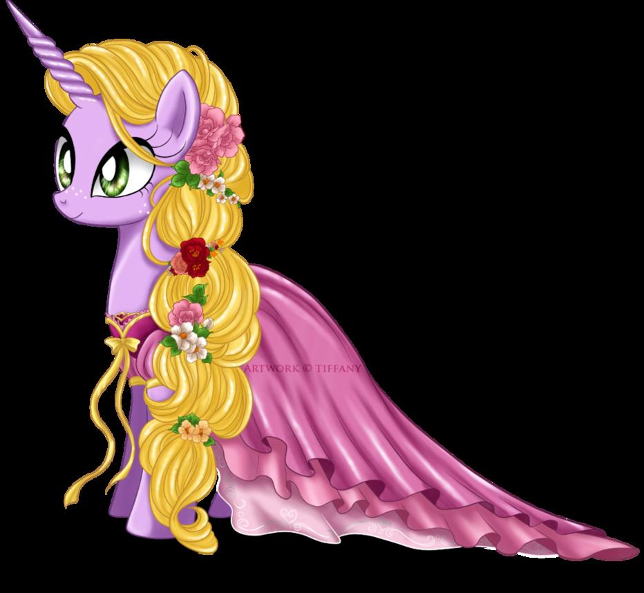 Rapunzel clipart lil. My little princess by