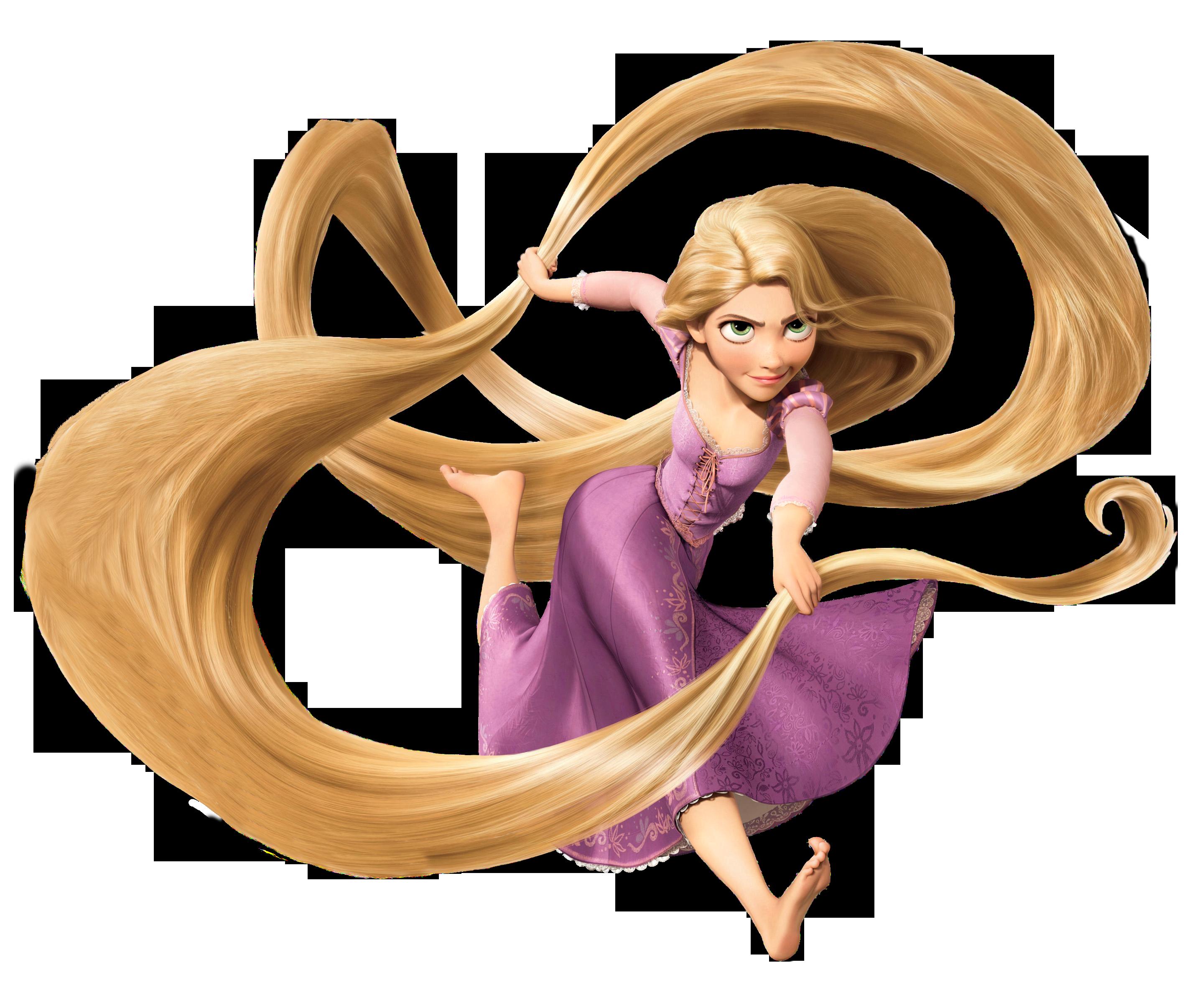 Rapunzel clipart rapunzel birthday. Transparent png gallery yopriceville