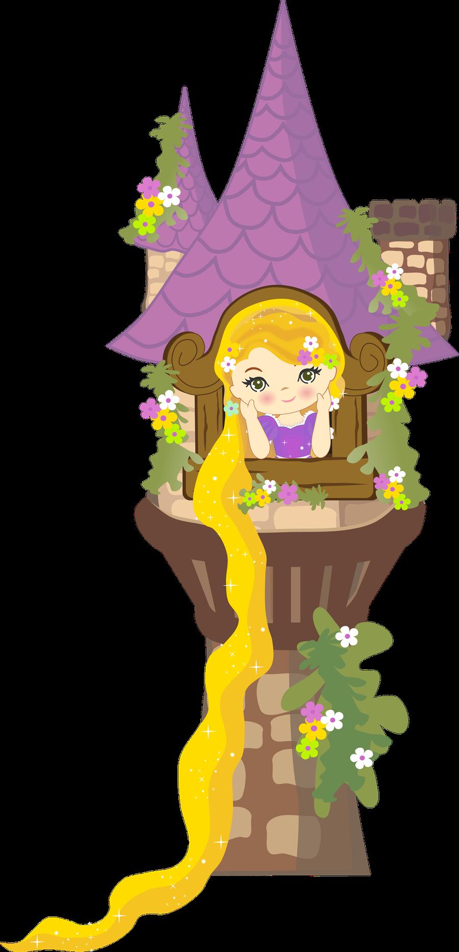 Rapunzel clipart rapunzel castle. Hd freeuse library minus